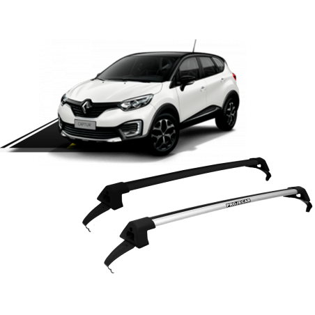 Rack Teto Captur